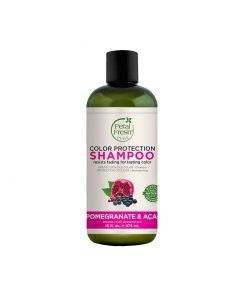 شامپو مخصوص موهای رنگ شده پتال فرش