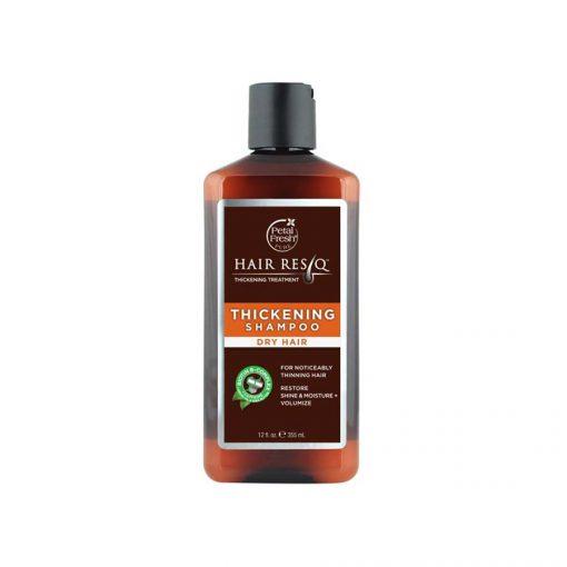 شامپو تقویت کننده موهای خشک پتال فرش